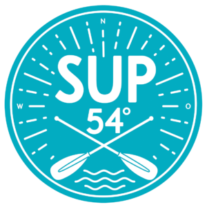 SUP 54 Stand Up Paddle Marke Logo