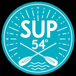 SUP 54 Stand Up Paddle Marke Logo