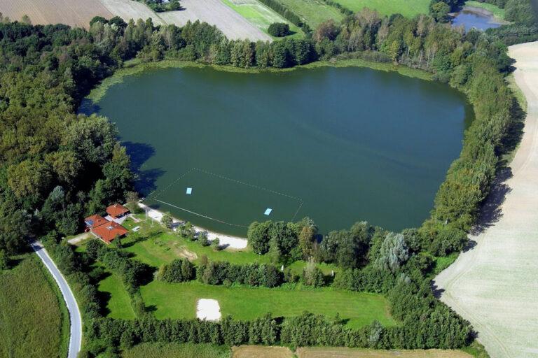 SUP Poggensee Bad Oldesloe Verleih Kurse Mieten Stand Up Paddeling Freibad Poggensee