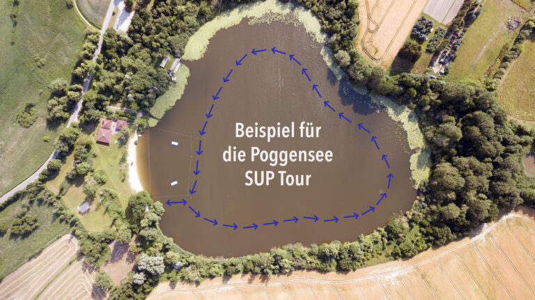 SUP Poggensee Bad Oldesloe Verleih Kurse Mieten Stand Up Paddeling Poggensee SUP Tour