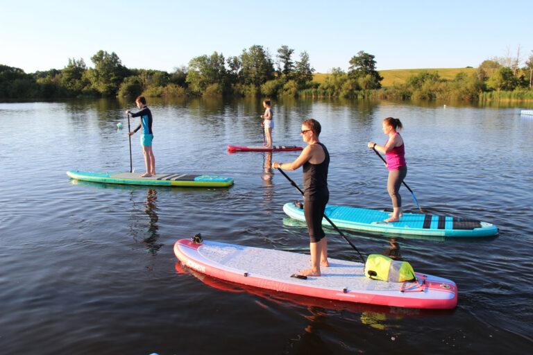 SUP Poggensee Bad Oldesloe Verleih Kurse Mieten Stand Up Paddeling Ausflug Preise