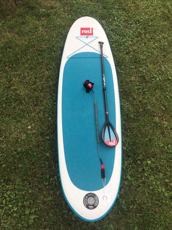 SUP Verkauf Red Paddle ride 10.8 neu gebraucht Bad Oldesloe Sierksdorf Haffkrug