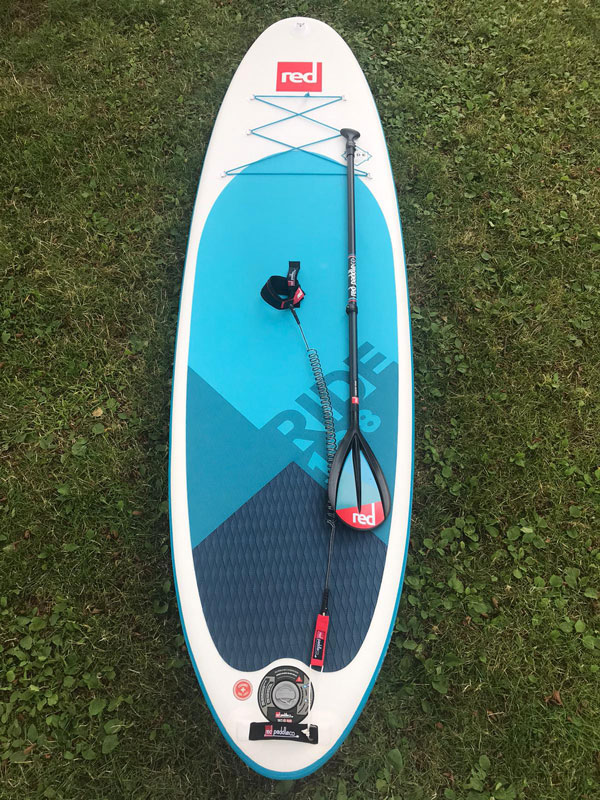 SUP Verkauf Red Paddle 10.6 neu gebraucht Bad Oldesloe Sierksdorf Haffkrug